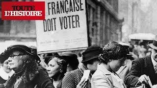 Documentaire La Française doit voter !