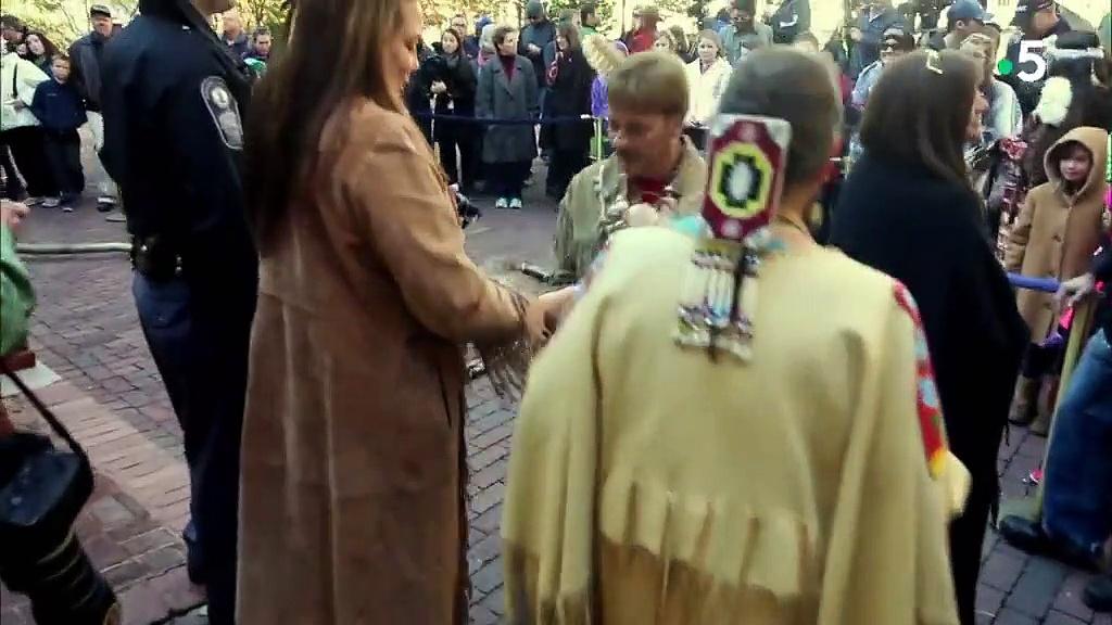 Documentaire La véritable histoire de Pocahontas