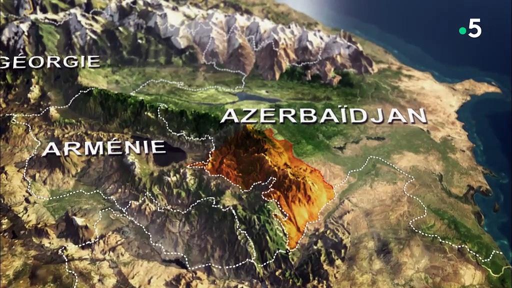 Documentaire Le marcheur du Caucase – De l'Arménie à l'Iran