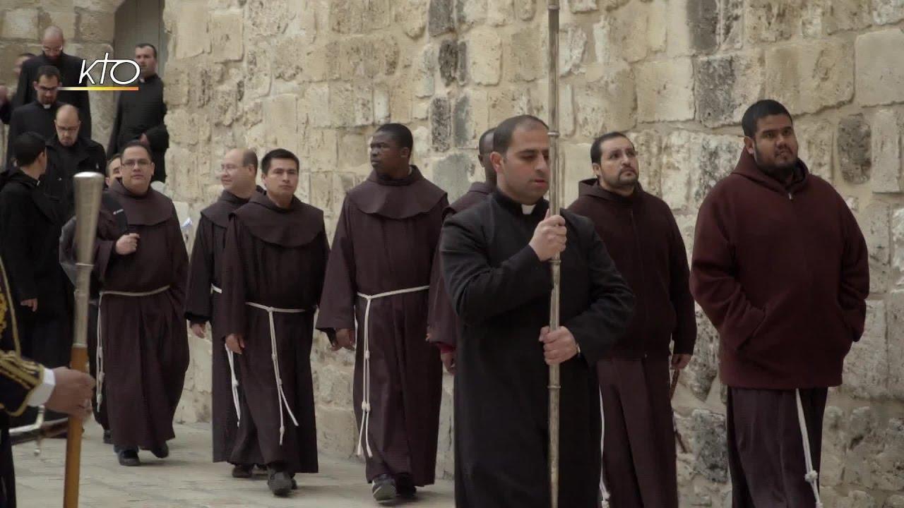 Documentaire Les gardiens de la Terre-Sainte