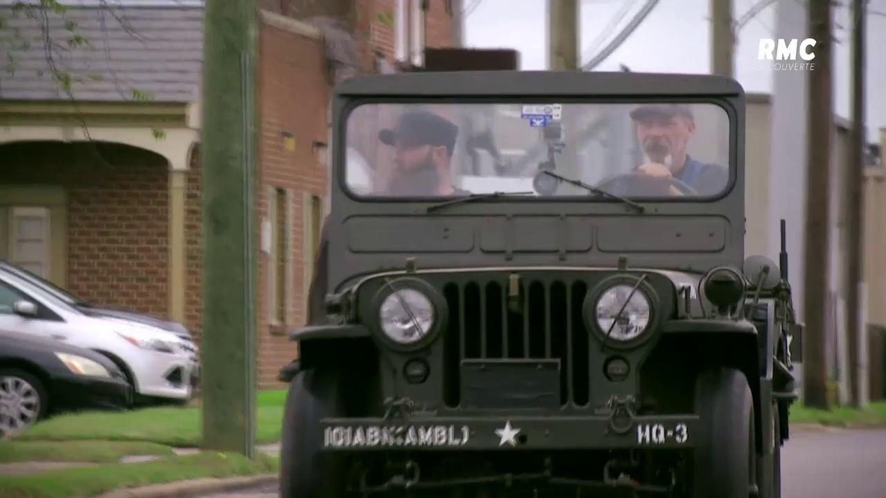 Documentaire Les maîtres de l'auto – SOS Jeep