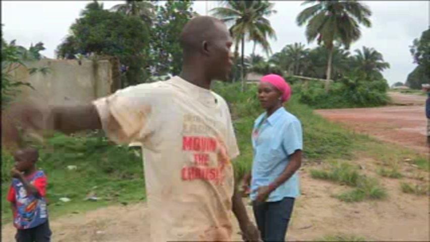 Documentaire Les routes de l'impossible – Libéria, pluie fatale