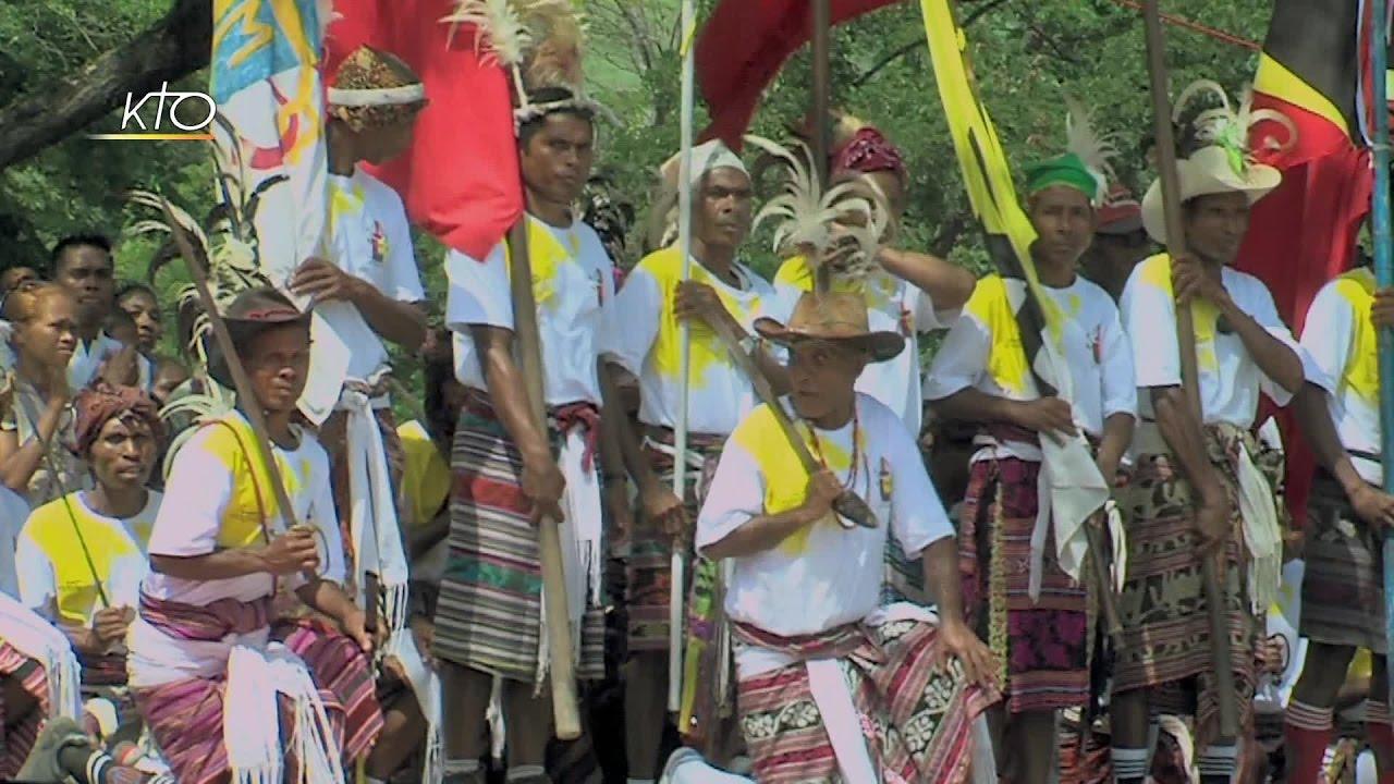 Documentaire Noël au Timor Oriental