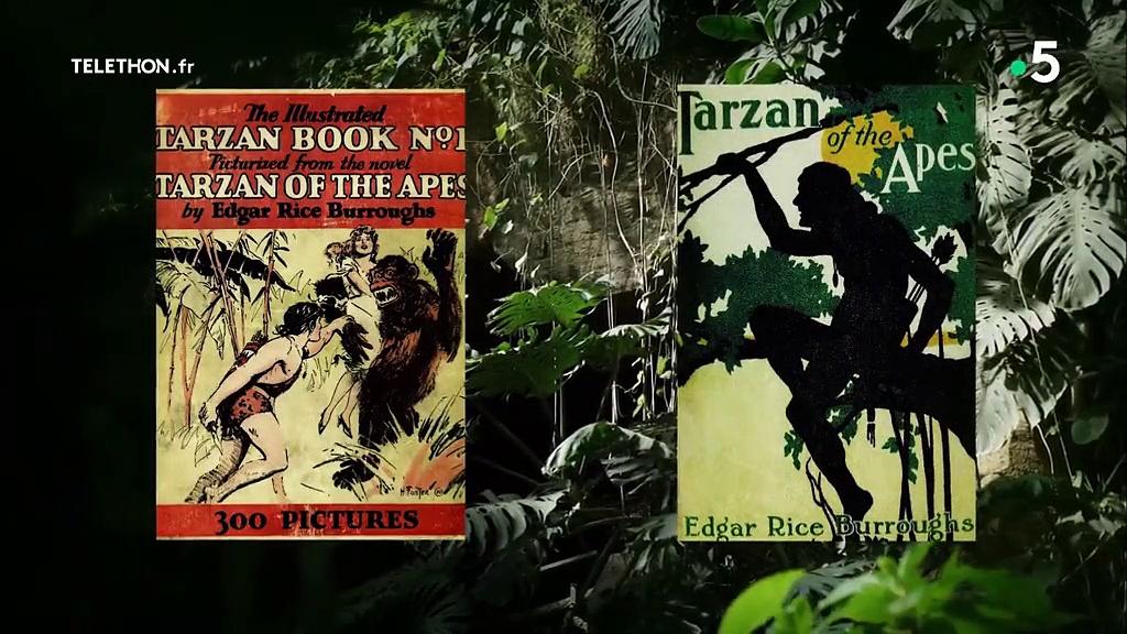 Documentaire Nous sommes une légende – Tarzan, le mythe de la jungle
