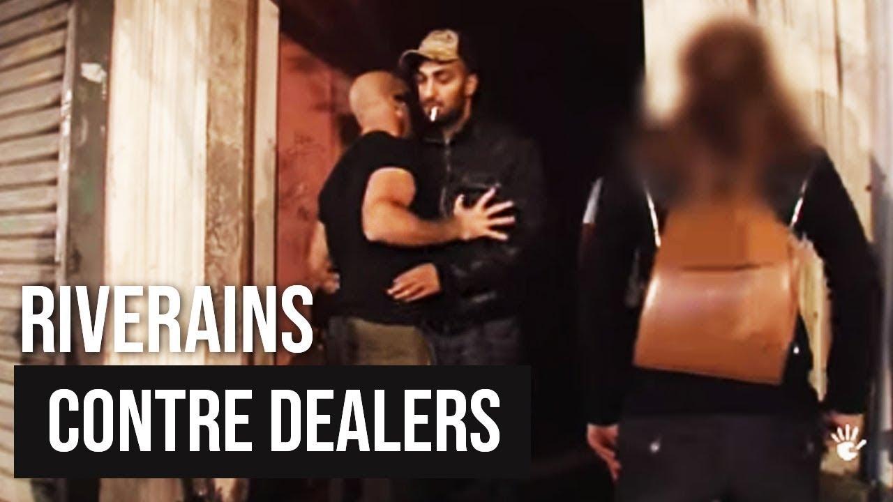 Documentaire Riverains contre dealers