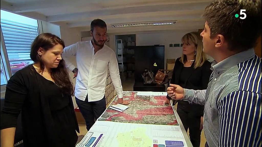 Documentaire Sale temps pour la planète – Languedoc, battu par les flots