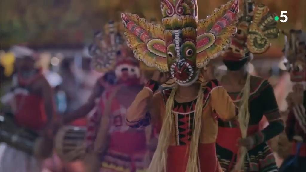 Documentaire Sri Lanka, l'île aux trésors