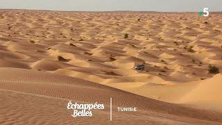 Documentaire Échappées belles – Tunisie, le soleil de la Méditerranée
