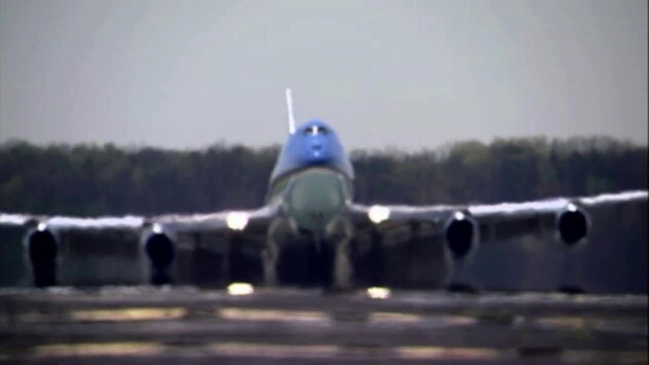 Documentaire Air Force One, l'avion présidentiel américain
