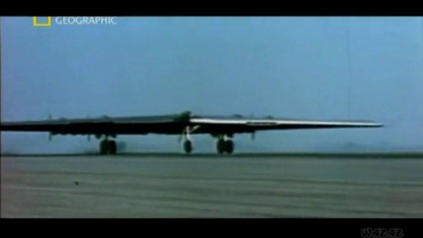Documentaire Avions de guerre – Avions espion et furtivité