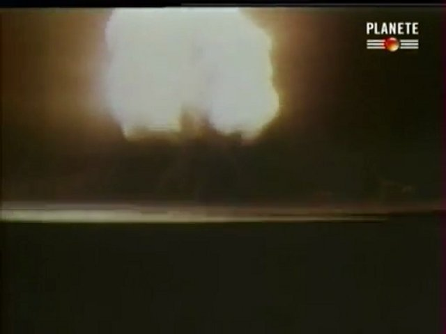 Documentaire Bombe atomique, champignon mortel (1/2)