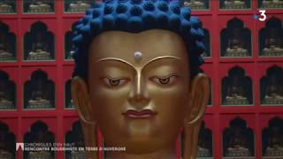 Documentaire Chroniques d'en haut – Voyage insolite en terres sacrées