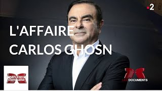Documentaire L'affaire Carlos Ghosn