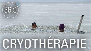 Documentaire Cryothérapie et plongée en eau froide