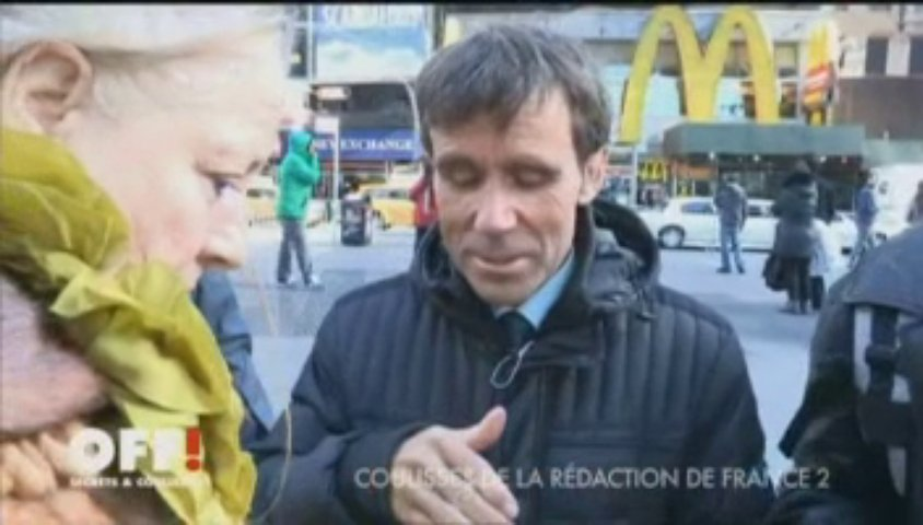 Documentaire Dans les coulisses du journal de France 2