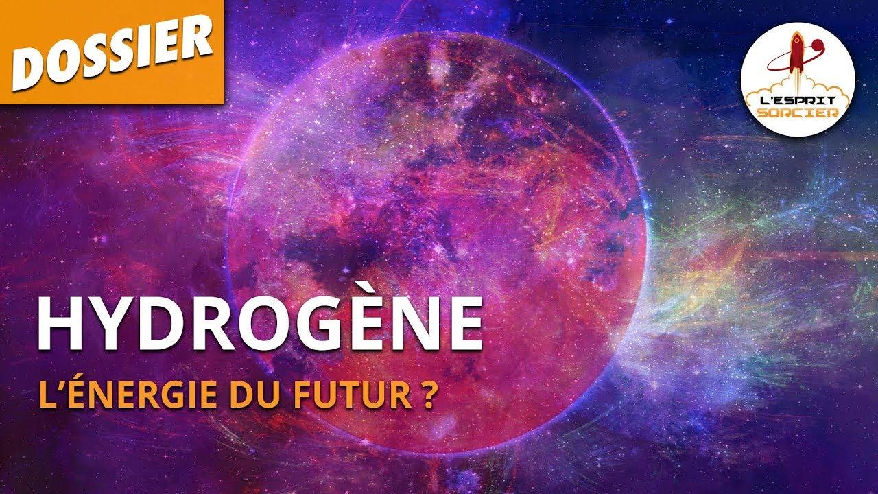 Documentaire L'Esprit Sorcier – Hydrogène : l'énergie du futur ?