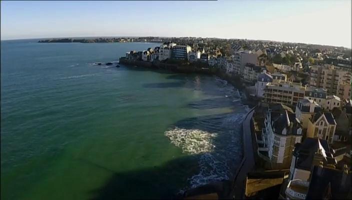 Documentaire Sale temps pour la planète – La Bretagne, contre vents et marées