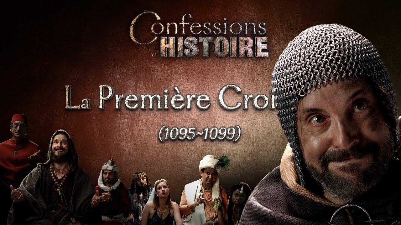 Documentaire Confessions d'Histoire – La première croisade, Baudouin 1er, Kiliç Arsla, Alexis Comnène