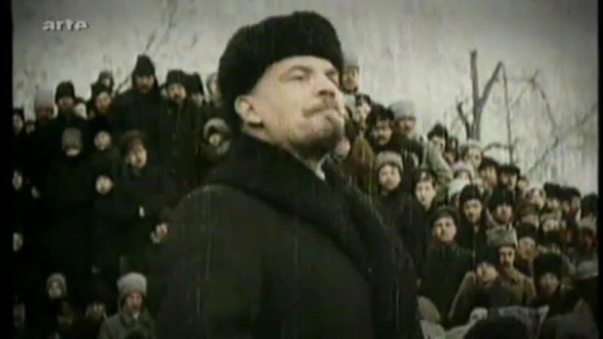 Documentaire La révolution russe en couleurs – Espoir et liberté