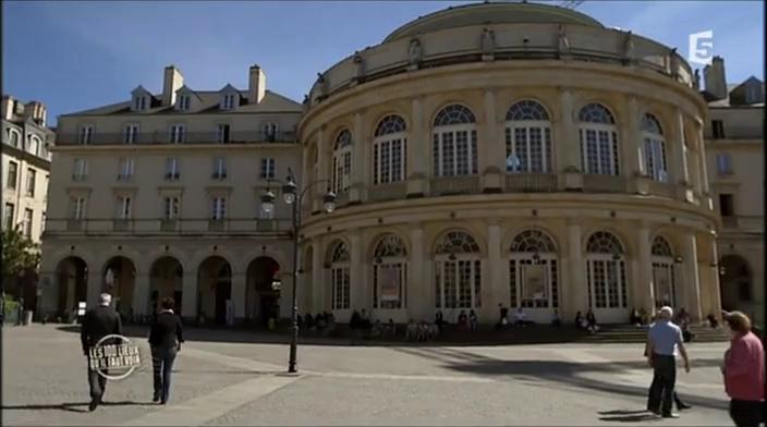 Documentaire Les 100 lieux qu'il faut voir : l'Ille-et-Vilaine