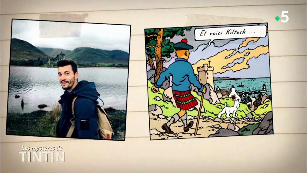 Documentaire Les Mystères de Tintin – A la recherche de l'île Noire
