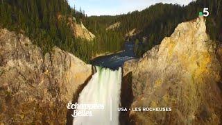 Documentaire Échappées belles – Les Rocheuses, l'Ouest sauvage