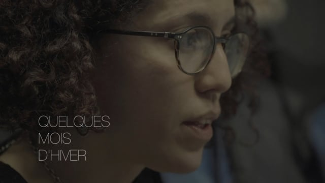 Documentaire Quelques mois d'hiver