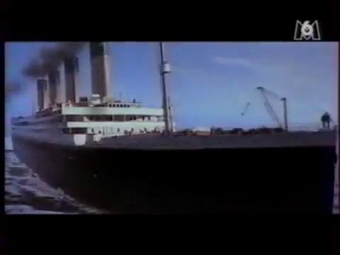 Documentaire Titanic : quand l'histoire rejoint la fiction