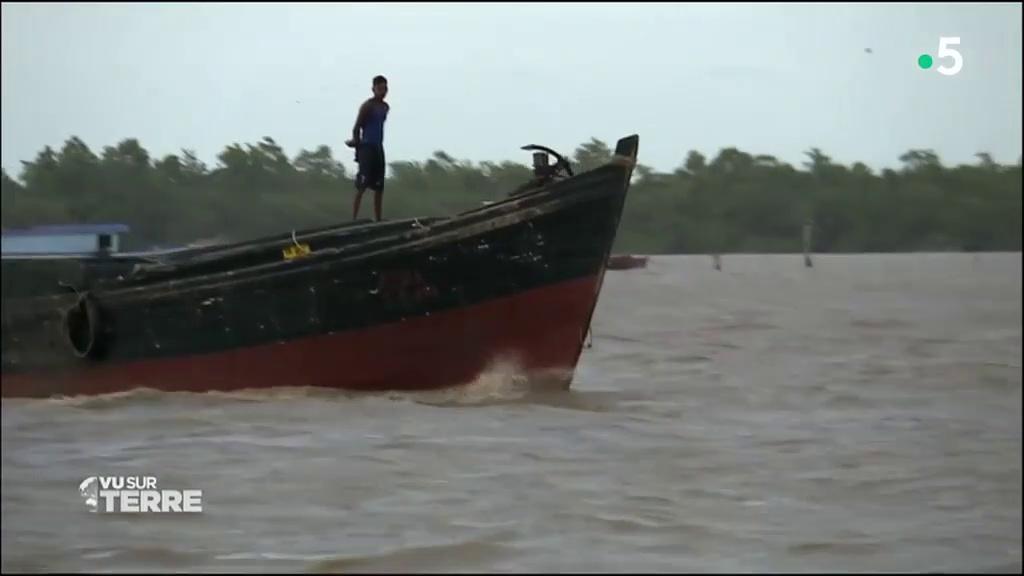Documentaire Vu sur Terre – Suriname