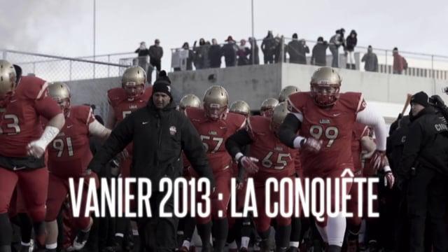 Documentaire Coupe Vanier 2013 : la conquête