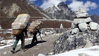 Documentaire Splendeurs et tremblements (sur les chemins de l'Everest)