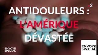 Documentaire Antidouleurs : l'Amérique dévastée