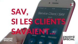 Documentaire SAV, si les clients savaient…