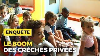 Documentaire Le boom des crèches privées