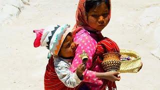Documentaire Les enfants du désert – Angelica, enfant des plateaux du Chihuahua, Mexique