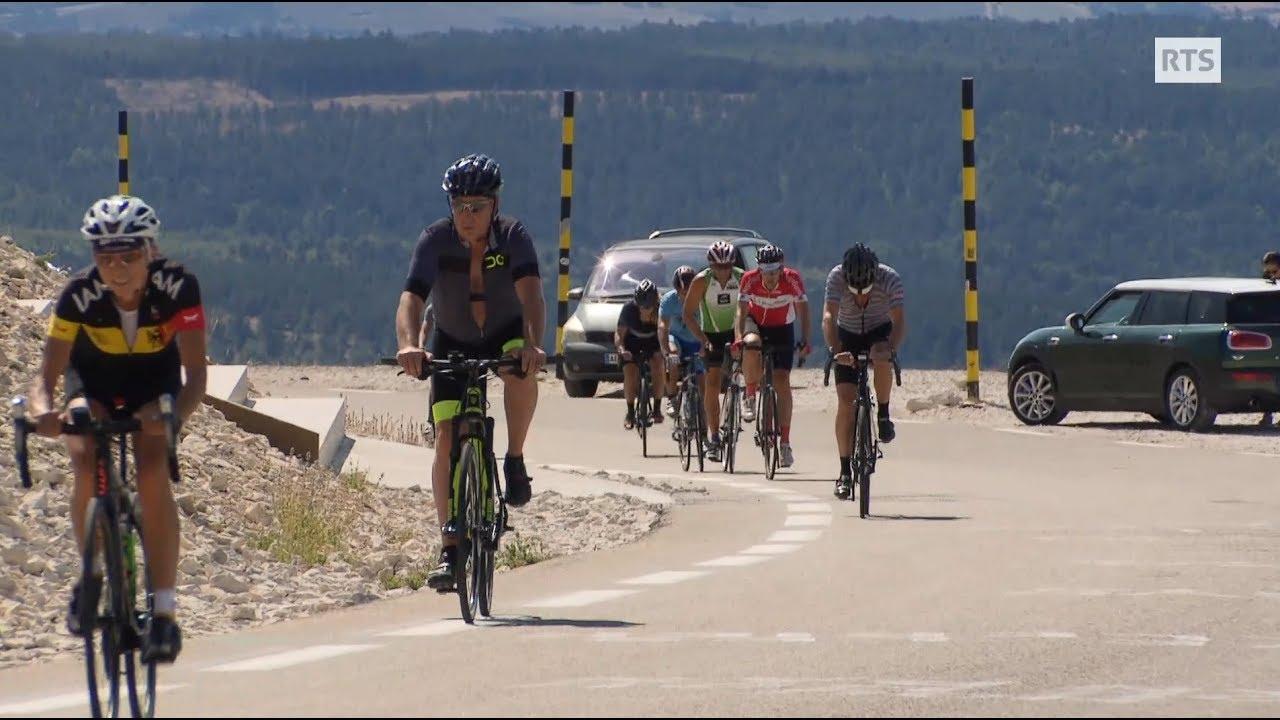 Documentaire Les fous du Ventoux, rêve ou cauchemard de cyclistes amateurs