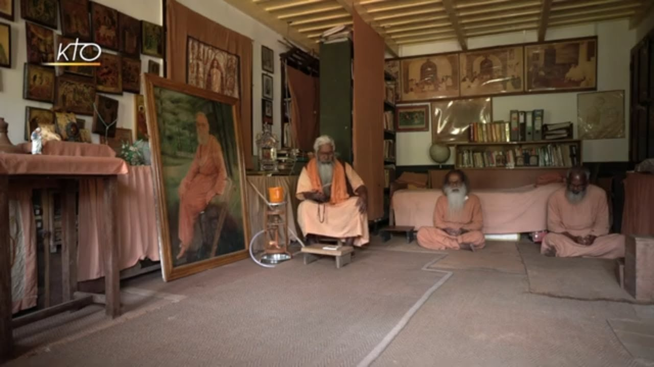 Documentaire Un ashram cistercien