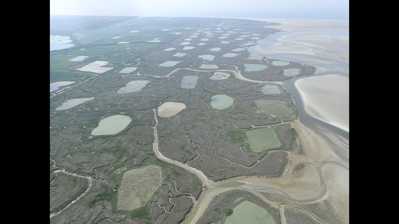 Documentaire Voyage entre ciel et terre ou la découverte de la baie de Somme, l'une des plus belle au monde