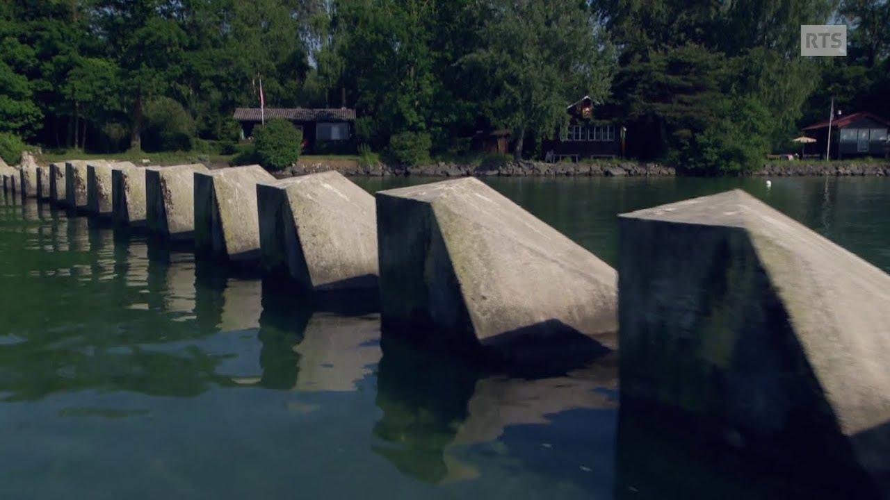 Documentaire Au fil des Toblerones ou les vestiges de constructions militaires