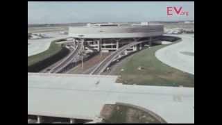 Documentaire CDG1, un aéroport pour l'homme