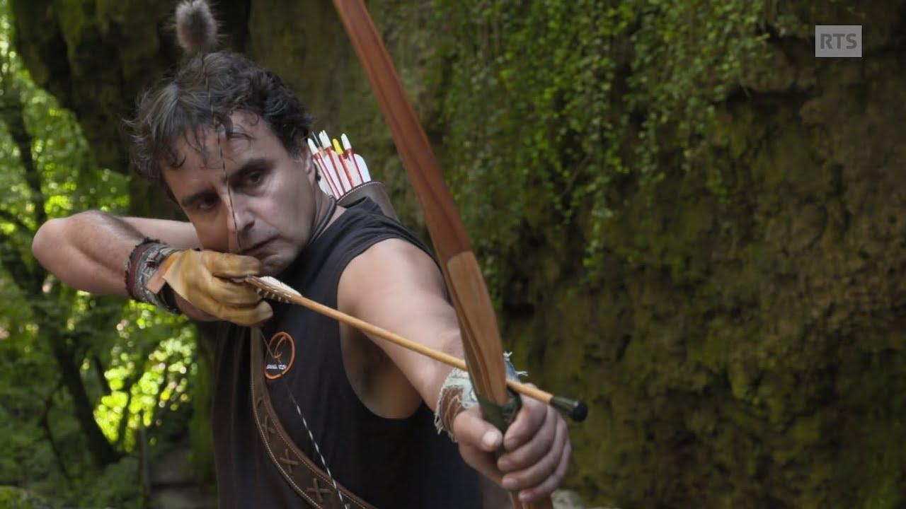 Documentaire D'arc et de flèche ou les secrets de la fabrication d'arcs