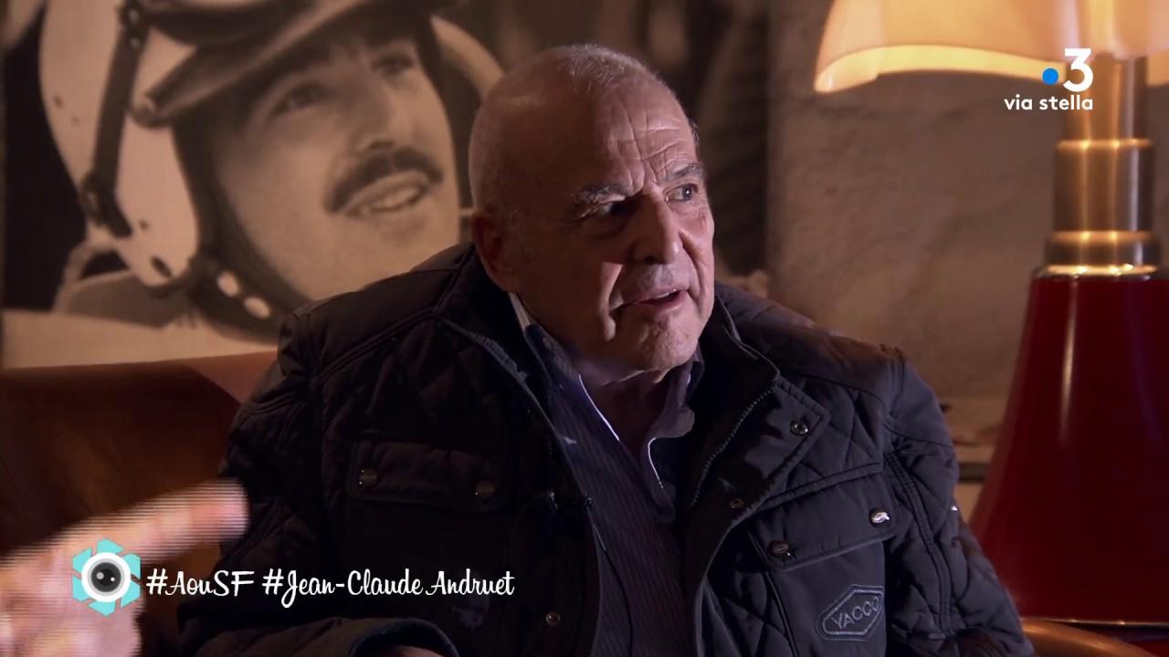 Documentaire Avec ou sans filtre – Jean-Claude Andruet