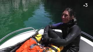 Documentaire La dame des lacs