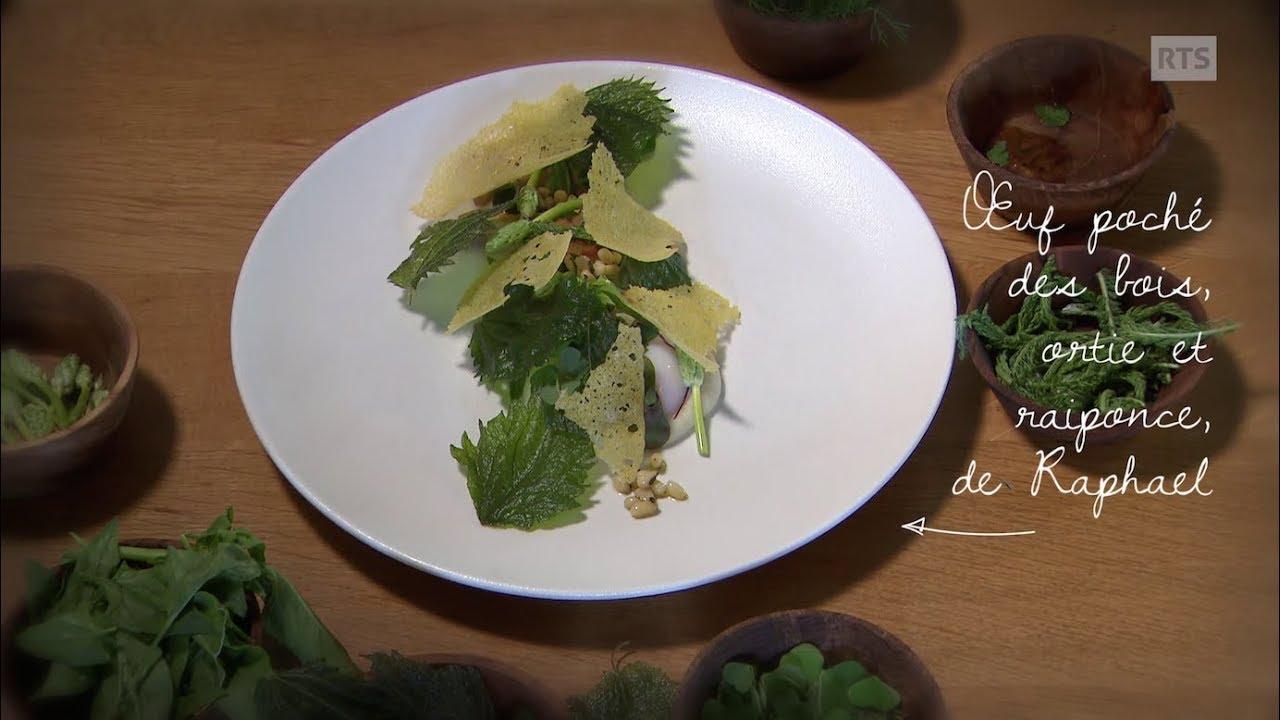 Documentaire La forêt dans l'assiette, l'art de s'inspirer des produits de la forêt