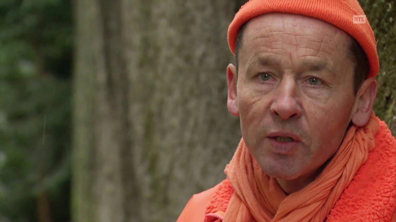 Documentaire Le balayeur à la rose, le choix de Michel Simonet de Fribourg