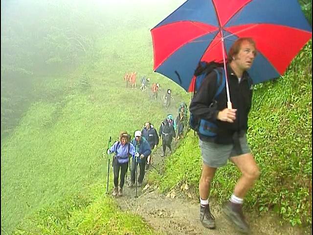 Documentaire Le tour du Mont Blanc