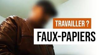 Documentaire Les faux papiers du travail
