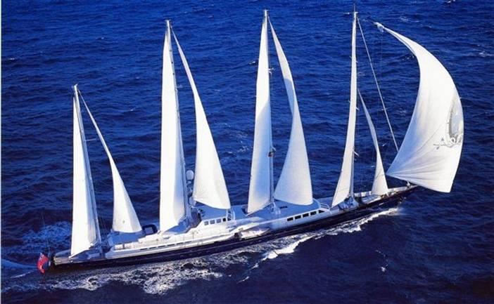 Documentaire Navires légendes : Phocea, bâteau de course puis yacht de luxe