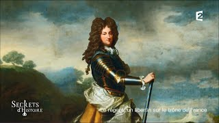 Documentaire Le régent, un libertin sur le trône de France