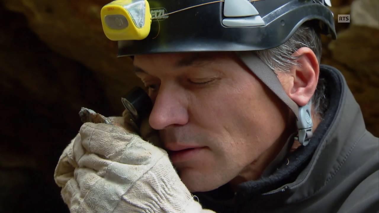 Documentaire Stefan Ansermet : en quête de pierres